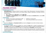Southeast Bank Trainee Officer Job Circular 2015