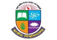 National University Job Circular 2018