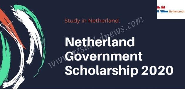 Scolarship in Netherlands