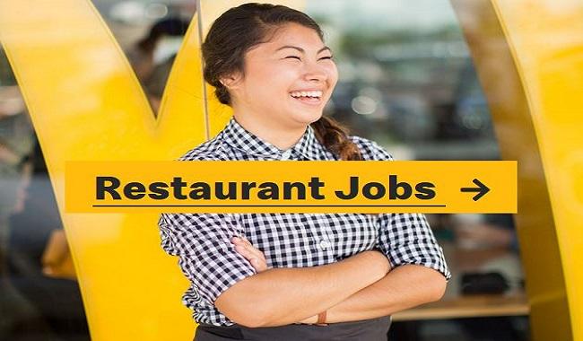 McDonald's Jobs For Hiring